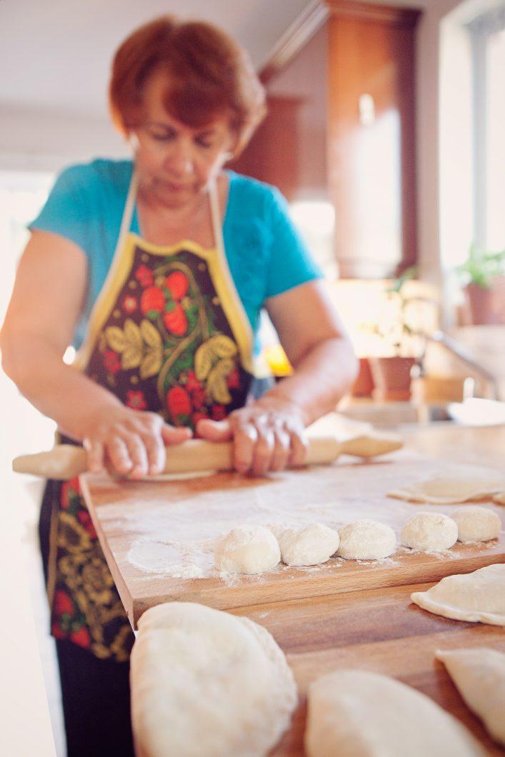 Placinta dough masterclass
